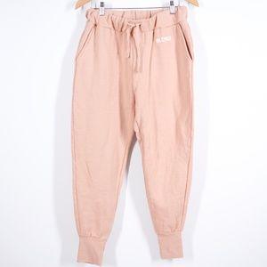 Brunette the Label Blonde Jogger Pants Size XS/S